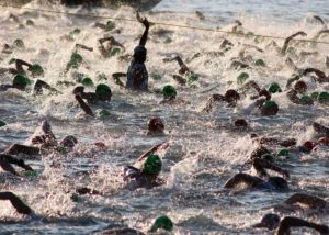 Open Water Swim Start
